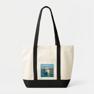Luminosa in Nassau Light Tote Bag