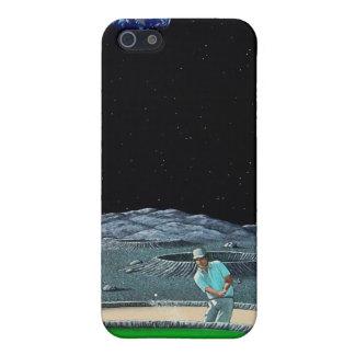Lunar Putt IPhone cover iPhone 5 Cases
