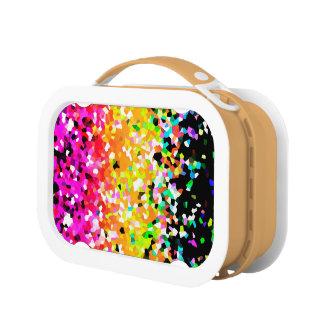 Lunch Box Mosaic Sparkley Texture