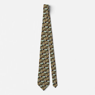 Luncheon of the Boating Party by Pierre Renoir Tie