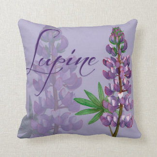Lupine Pillow