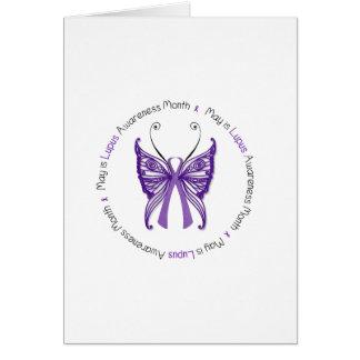 Lupus Awareness Card