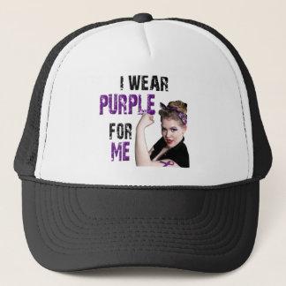 lupus+awareness lupus lupus+shirts lupus+fighter l trucker hat