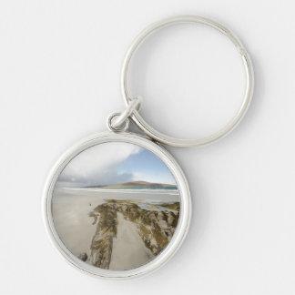 Luskentyre Beach Key Ring