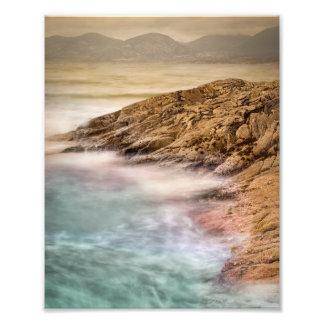 Luskentyre Beach Outer Hebrides Photograph