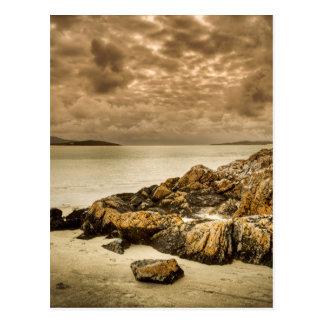 Luskentyre Beach Postcard