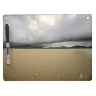 Luskentyre Dry Erase Board With Key Ring Holder
