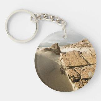 Luskentyre Key Ring