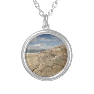 Luskentyre Round Pendant Necklace