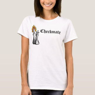 """Luther Red """"Checkmate"""" T-Shirt"""