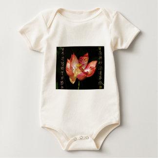 Lutis Flower Infant Shirt