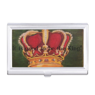 Luxury visiting card case visiting card casket case for business cards