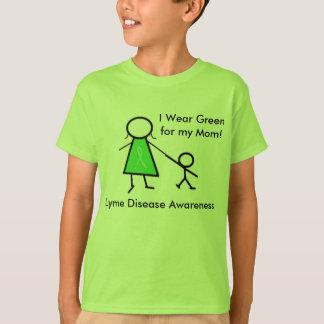 Lyme Disease Awareness Shirt for Kids