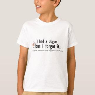 Lyme DiseaseAwareness T-Shirt