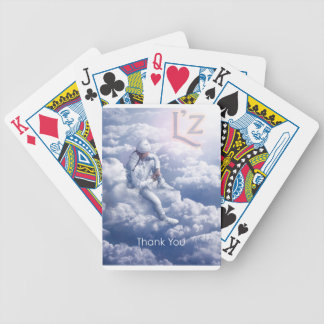 """L'z """"ThankYou"""" Merchandise Bicycle Playing Cards"""