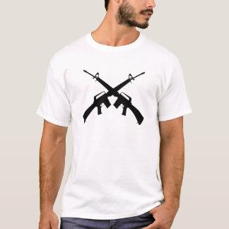 M16 Crossbones T-Shirt