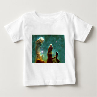 M16 Eagle Nebula or Pillars of Creation Baby T-Shirt