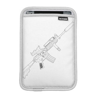 M4 SOPMOD iPad mini Sleeve