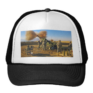 M777 Light Towed Howitzer 10th Mountain Division Cap
