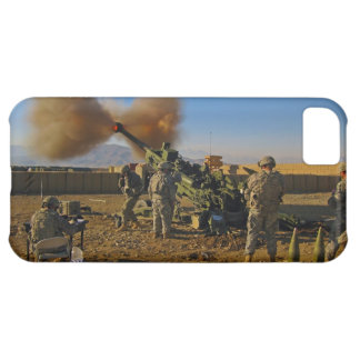 M777 Light Towed Howitzer Afghanistan 2009 iPhone 5C Cases