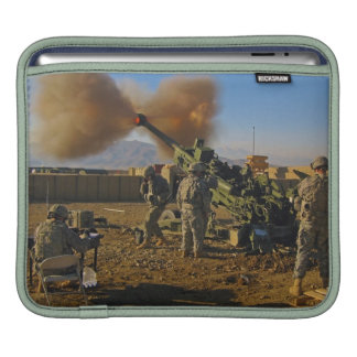 M777 Light Towed Howitzer Afghanistan 2009 Sleeves For iPads