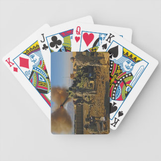 M777 Light Towed Howitzer Afghanistan 2009 Deck Of Cards