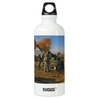 M777 Light Towed Howitzer Afghanistan 2009 SIGG Traveller 0.6L Water Bottle