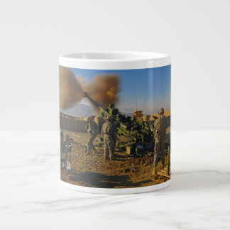M777 Light Towed Howitzer Afghanistan 2009 Extra Large Mugs