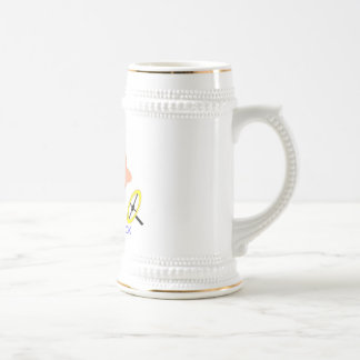 M 99 GOT YOUR BACK BEER STEINS