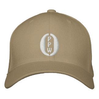 M - leafBuilder Recruiter OPPW Flexfit Ball Cap Embroidered Baseball Caps