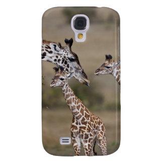 Maasai Giraffe (Giraffe Tippelskirchi) as seen Galaxy S4 Case