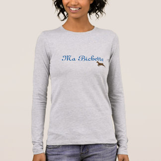 MaBichette Bella+Canvas LS Long Sleeve T-Shirt