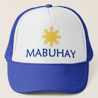 Mabuhay Trucker Hat