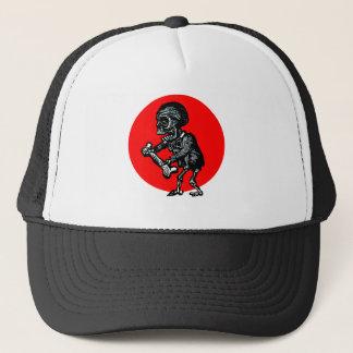 Macabre: Dia de los Muertos Trucker Hat