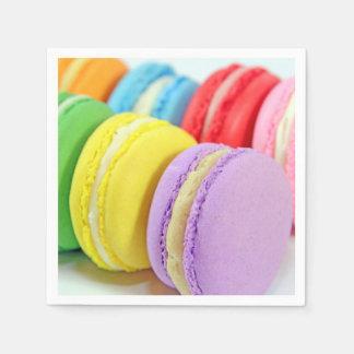 Macarons Napkins Disposable Napkins