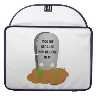 "Macbook Pro 13/15"" Laptop Sleeve Death is a lie Sleeve For MacBook Pro"