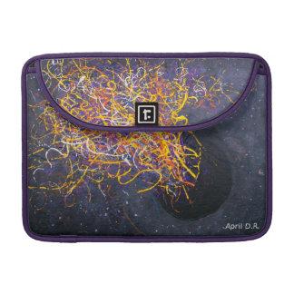 Macbook Pro Sleeve,space,abstract art,blackhole, Sleeve For MacBooks