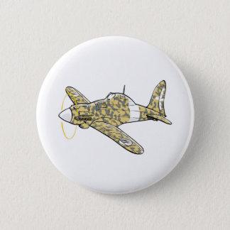 macchi mc-200 folgore 6 cm round badge