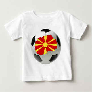 Macedonia national teal baby T-Shirt
