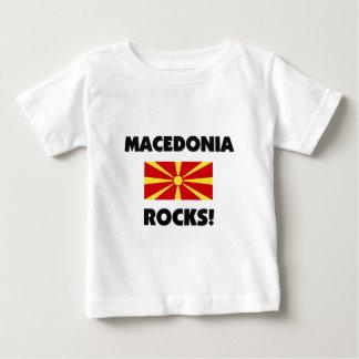 Macedonia Rocks Baby T-Shirt