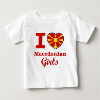 Macedonian design baby T-Shirt
