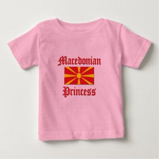 Macedonian Princess Baby T-Shirt