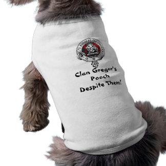 MacGregor's Pooch Despite Them! Doggie Tank Top Dog Clothes