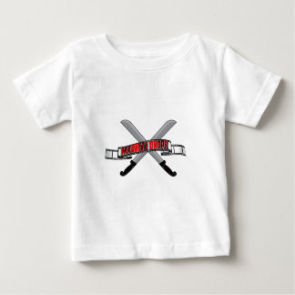 Machete Chops Logo Baby T-Shirt