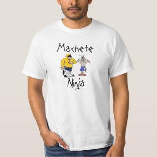 Machete & Ninja T-Shirt