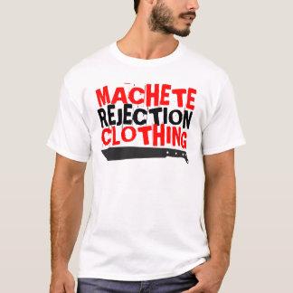 Machete Rejection Clothing T-Shirt