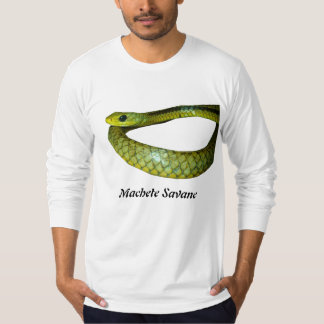 Machete Savane American Apparel Long Sleeve T-Shirt