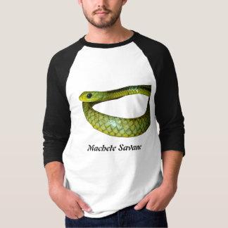 Machete Savane Basic 3/4 Sleeve Raglan T-Shirt