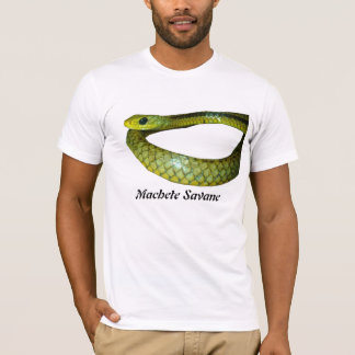 Machete Savane Basic American Apparel T T-Shirt