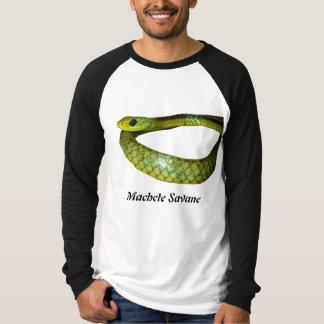 Machete Savane Basic Long Sleeve Raglan T-Shirt